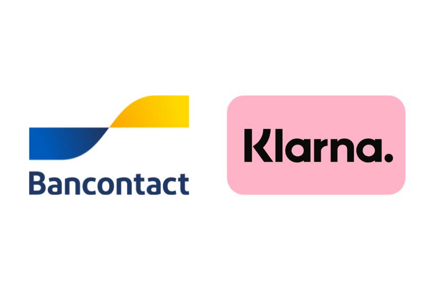 Bancontact, Klarna & more
